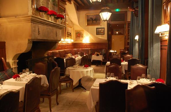 Hotel paris the best parisian restaurants and gastronomy h tel konfidentiel paris - Ralph lauren restaurant paris ...